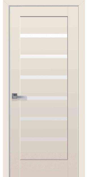 Межкомнатные двери Линнея со стеклом сатин linneya-44