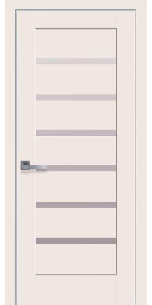 Межкомнатные двери Линнея со стеклом сатин linneya-46