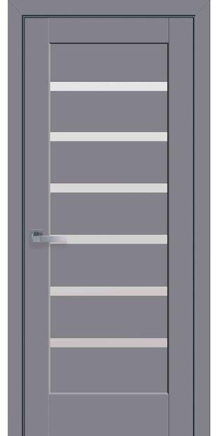 Межкомнатные двери Линнея со стеклом сатин linneya-48