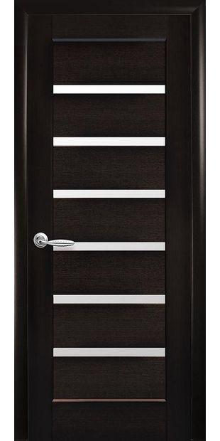 Межкомнатные двери Линнея со стеклом сатин linneya-7