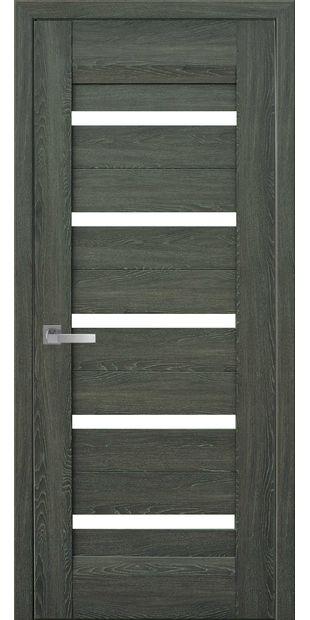 Межкомнатные двери Лира со стеклом сатин lira-2