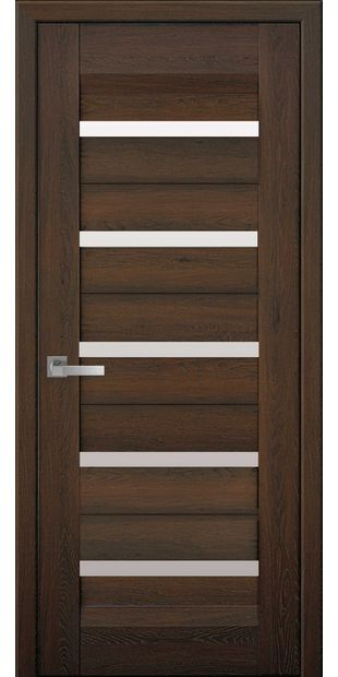 Межкомнатные двери Лира со стеклом сатин lira-6