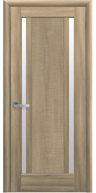 Межкомнатные двери Луиза со стеклом сатин luiza-25