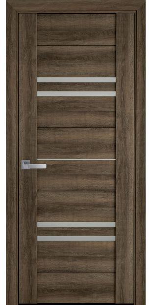 Межкомнатные двери Мерида со стеклом сатин meryda5