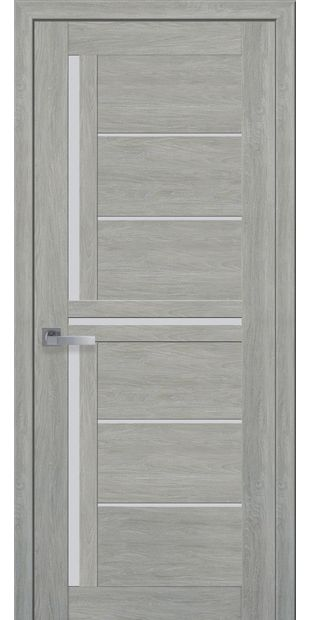 Межкомнатные двери Диана со стеклом сатин moda-pvh-ultra-diana-pvh-ultra-dub-dymchatyj-so-steklom-satin