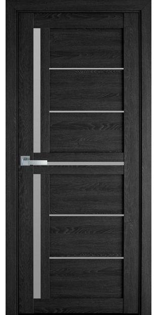 Межкомнатные двери Диана moda-pvh-ultra-diana-pvh-ultra-dub-seriy-so-steklom-satin