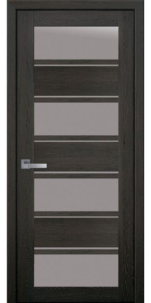 Межкомнатные двери Элиза со стеклом сатин moda-pvh-ultra-jeliza-pvh-ultra-dub-muskat-so-steklom-satin