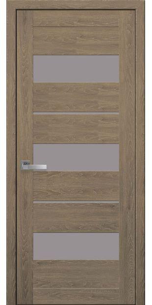 Межкомнатные двери Лилу moda-pvh-ultra-lilu-pvh-ultra-dub-medovyj-so-steklom-satin