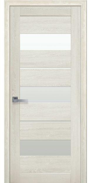 Межкомнатные двери Лилу moda-pvh-ultra-lilu-pvh-ultra-dub-molochnyj-so-steklom-satin