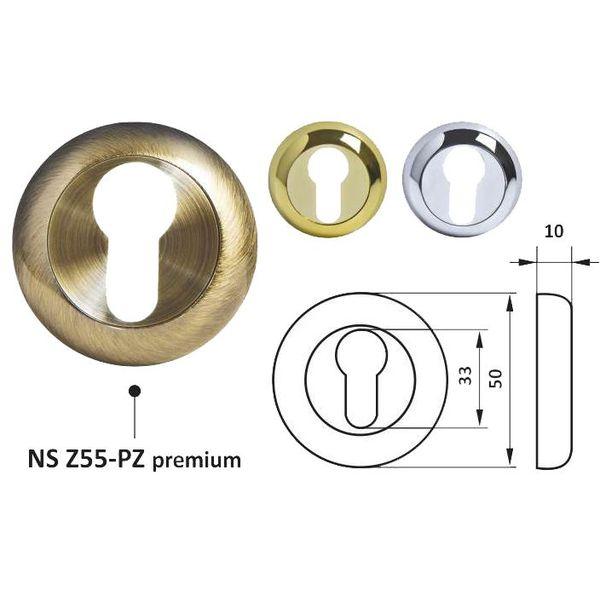 Накладка NS Z55-PZ Premium nakladka-ns-z55-pzr0101-2