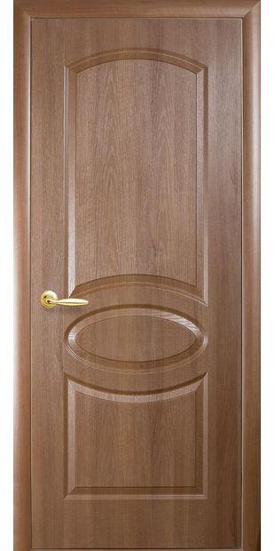 Межкомнатные двери Овал глухое oval-14