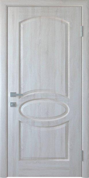 Межкомнатные двери Овал глухое oval-24