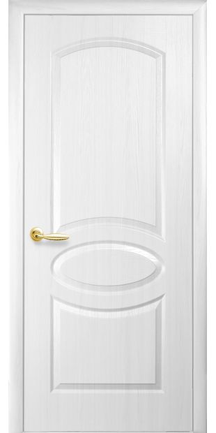 Межкомнатные двери Овал глухое oval-8