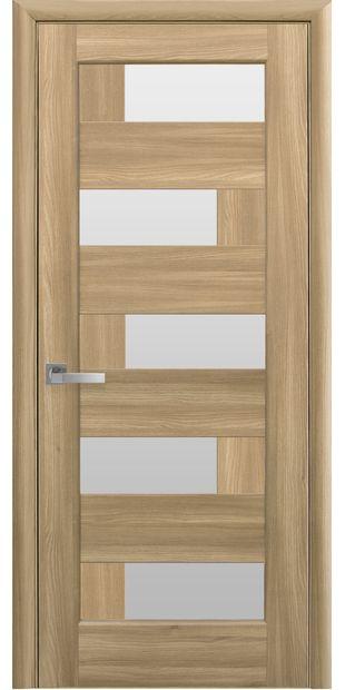 Межкомнатные двери Пиана со стеклом сатин piana-38