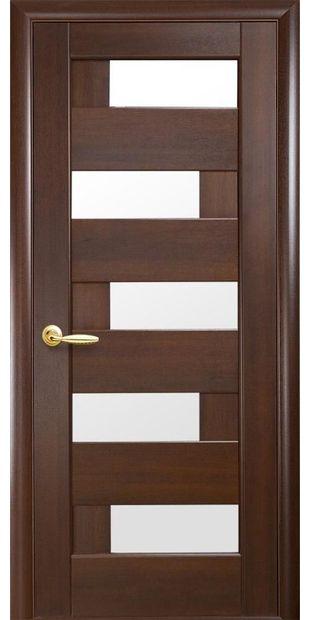 Межкомнатные двери Пиана со стеклом сатин piana-4