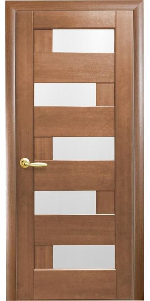 Межкомнатные двери Пиана со стеклом сатин piana-5