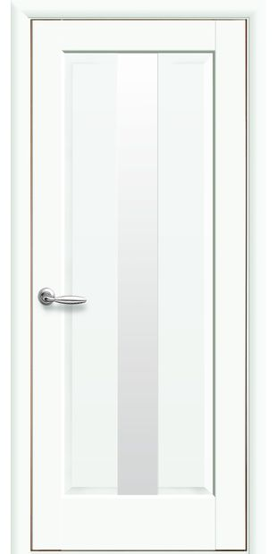 Межкомнатные двери Премьера со стеклом сатин premiera-24