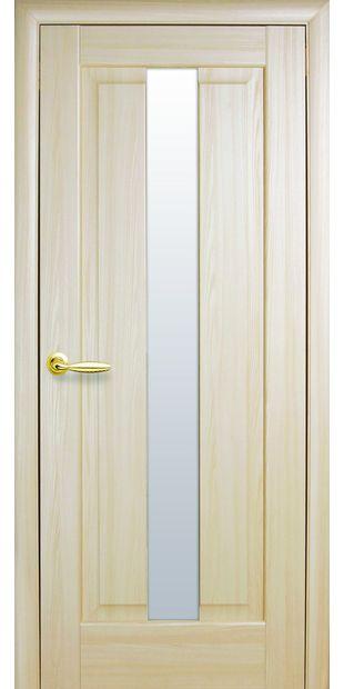 Межкомнатные двери Премьера со стеклом сатин premiera-40