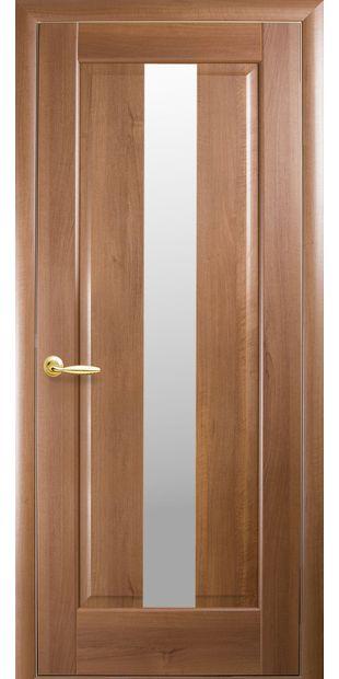 Межкомнатные двери Премьера со стеклом сатин premiera-41