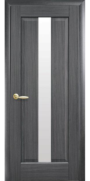 Межкомнатные двери Премьера со стеклом сатин premiera-45
