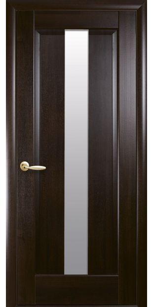 Межкомнатные двери Премьера со стеклом сатин premiera-49