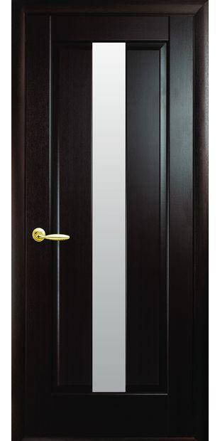 Межкомнатные двери Премьера со стеклом сатин premiera-50