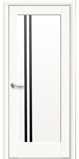 Межкомнатные двери Делла с черным стеклом pvh-deluxe-dellita-s-cernym-steklom-5