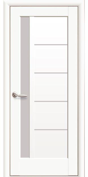 Межкомнатные двери Грета со стеклом сатин pvh-deluxe-greta-so-steklom-satin