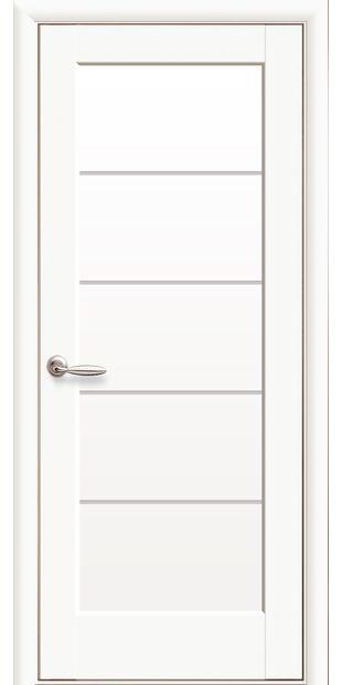 Межкомнатные двери Мира со стеклом сатин pvh-deluxe-mira-so-steklom-satin-1