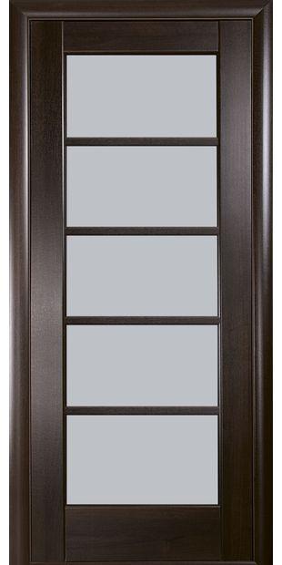 Межкомнатные двери Муза со стеклом сатин pvh-deluxe-muza-so-steklom-satin-1