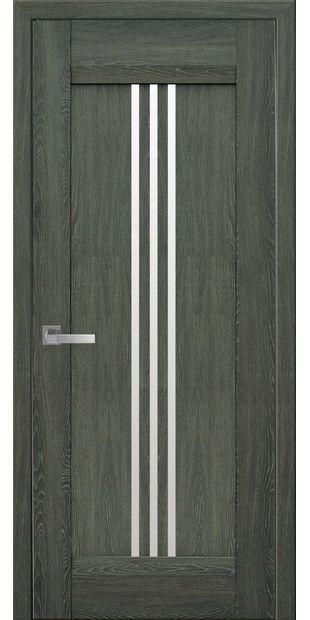 Межкомнатные двери Рейс со стеклом сатин race-2