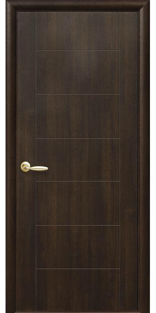 Межкомнатные двери Рина глухое с гравировкой rina-1