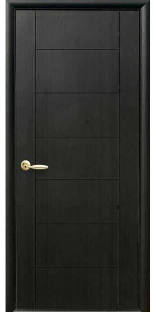 Межкомнатные двери Рина глухое с гравировкой rina-3
