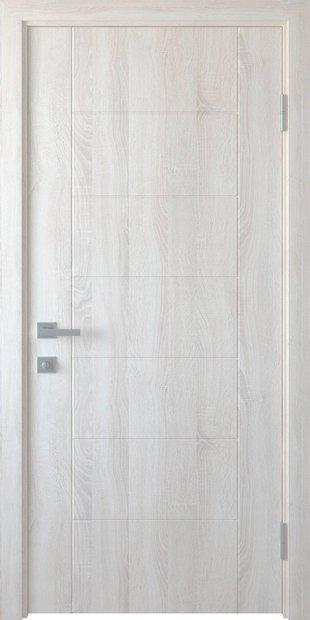 Межкомнатные двери Рина глухое с гравировкой rina-7
