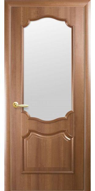 Межкомнатные двери Рока со стеклом сатин roka-32