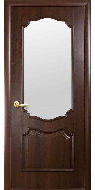 Межкомнатные двери Рока со стеклом сатин roka-33