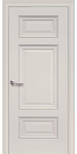 Межкомнатные двери Шарм Глухое с молдингом sarm