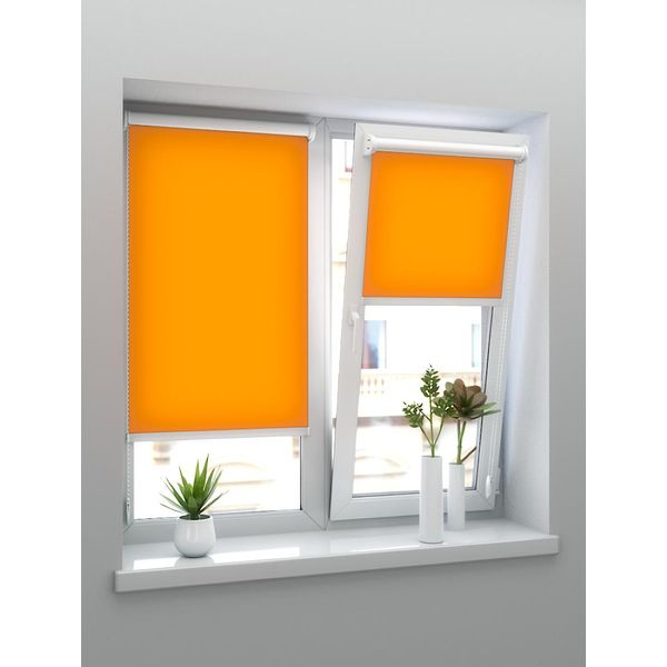Тканевые ролеты Виконт оранжевый 500х1400х1800 мм tkanevye-rolety-vikont-oranzhevyy-500kh1400kh1800-mm-vikont-12186916