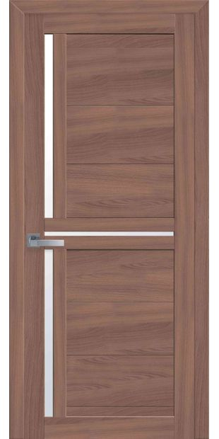 Межкомнатные двери Тринити со стеклом сатин triniti-17