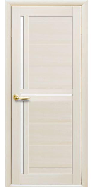 Межкомнатные двери Тринити со стеклом сатин triniti-7