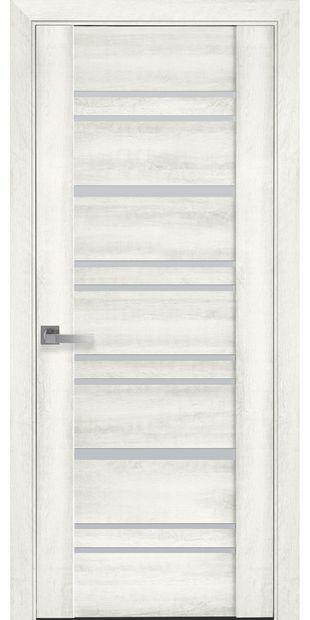 Межкомнатные двери Валенсия со стеклом сатин valensyia9
