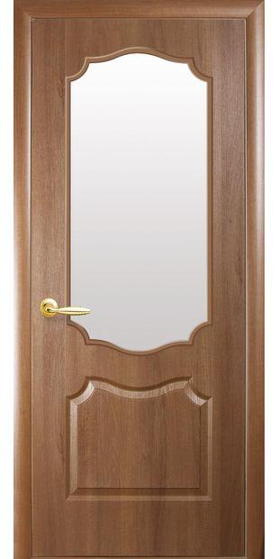 Межкомнатные двери Вензель со стеклом сатин venzel-19