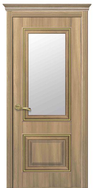 Межкомнатные двери Вилла Премиум со стеклом сатин villa-premium-13
