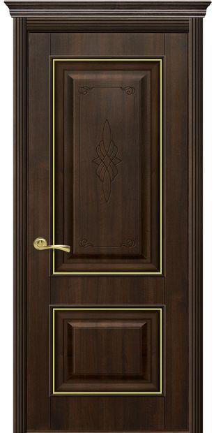 Межкомнатные двери Вилла Премиум глухое с гравировкой villa-premium-2