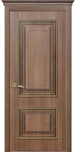 Межкомнатные двери Вилла Премиум глухое с гравировкой villa-premium-4