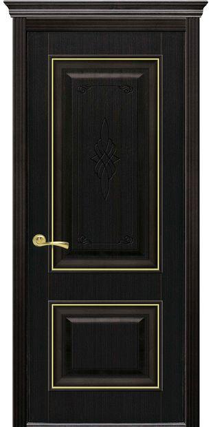 Межкомнатные двери Вилла Премиум глухое с гравировкой villa-premium-8