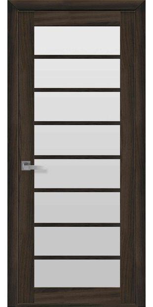 Межкомнатные двери Виола со стеклом сатин viola-10