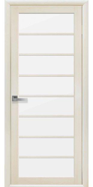 Межкомнатные двери Виола со стеклом сатин viola-12