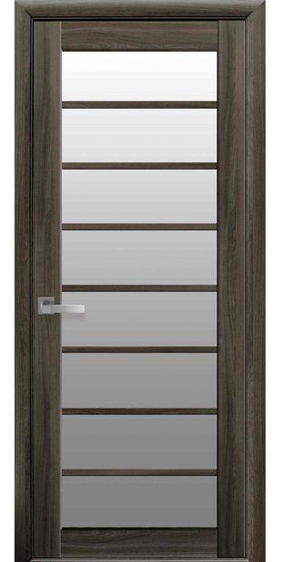 Межкомнатные двери Виола со стеклом сатин viola-2
