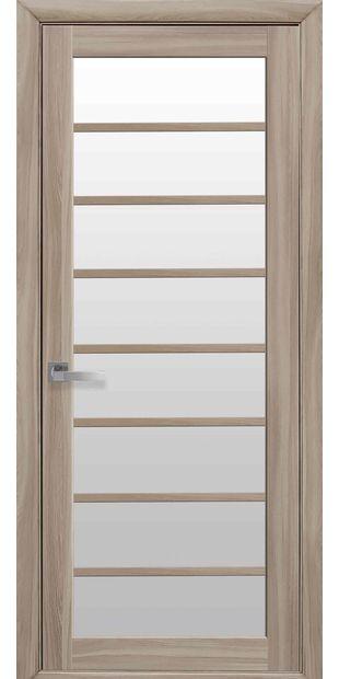 Межкомнатные двери Виола со стеклом сатин viola-4
